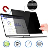 Magnetic Privacy Laptop Screen Filter Compatible with MacBook Pro 15 - Anti Glare & Anti Blue Light Privacy Screen Filter with Webcam Cover
