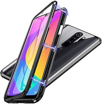 Funda para Xiaomi Redmi Note 8 Pro, Adsorción Magnética ...