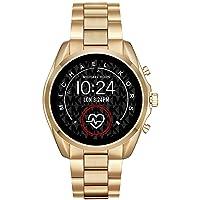 Micheal Kors Connected Smartwatch con tecnología Wear OS de Google, altavoz, frecuencia cardíaca, GPS, NFC y…