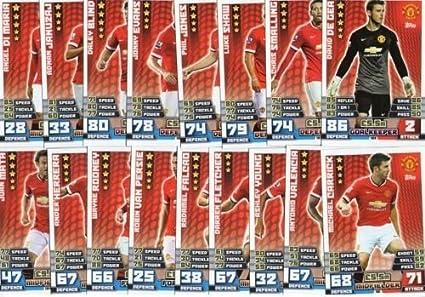 Match Attax 2019//20 juego de equipo completo ** ** 13 tarjetas FC Bayern Munchen