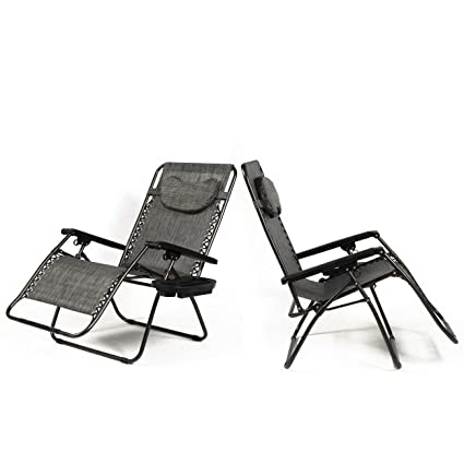 Lovely Belleze XL Oversized Zero Gravity Chairs Sets 2 Foldable Recliner Lounge Padded with Trending - Elegant Zero Gravity Chair Set Of 2 Photos