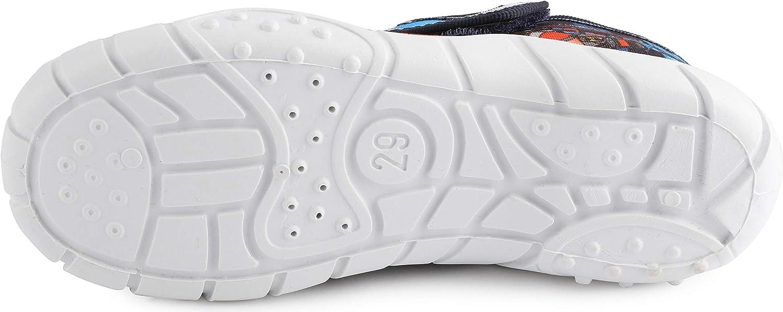 Ladeheid Chaussure Fermeture /à Scratch Basket Gar/çon LAVI0006