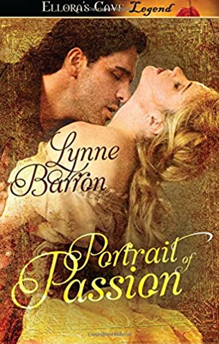 book cover of Portrait of Passion