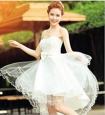 a381361cc38e0 ノーブランド品 レディーズ 素敵なウエディングドレス 花嫁ドレス パーティードレス 姫系ドレス ビスチェ