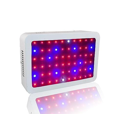 300 W profesional espectro total LED Grow Bombilla, Lámpara LED plantas