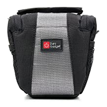 DURAGADGET Shock-Absorbing, Water-Resistant Camera Carry Case for NEW Nikon CoolPix AW130 / CoolPix S33 / CoolPix S7000 (2015 Release)