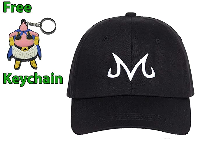 14e6cf722276f Geek Gear Dragon Ball Z Majin Buu Men Hat Japanese Anime Vegeta Snapback  Dad Baseball Cap
