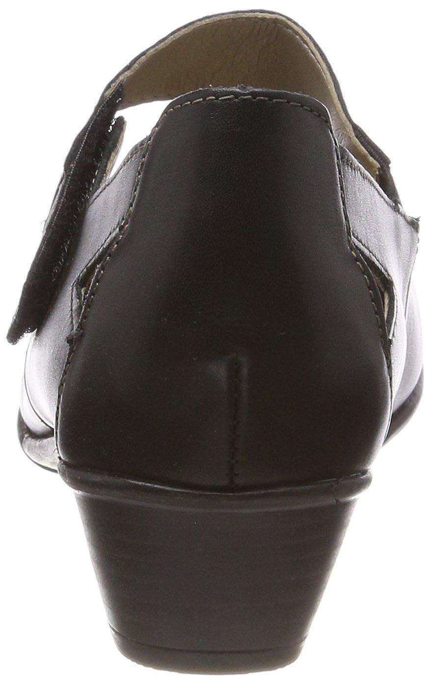 Remonte (Schwarz/Granit) Damen D7338 Pumps Schwarz (Schwarz/Granit) Remonte 9bd60f