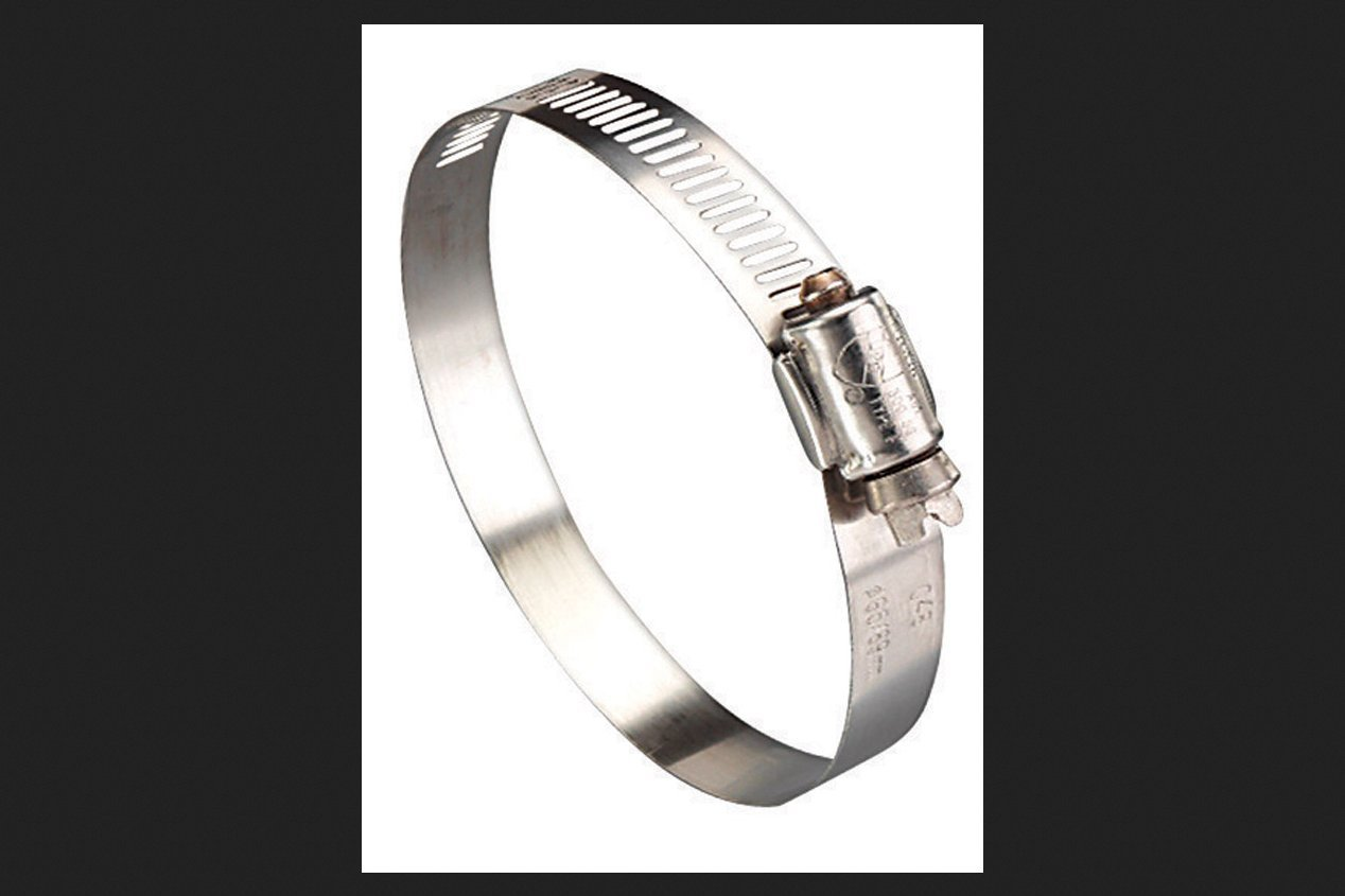 Tridon Hose Clamp Stainless Steel 5