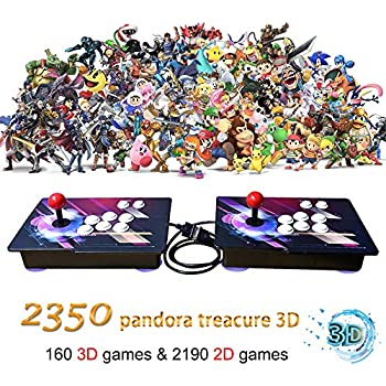 Amazon.com: Yang HD Arcade Video Game Console Machine, 1299 ...