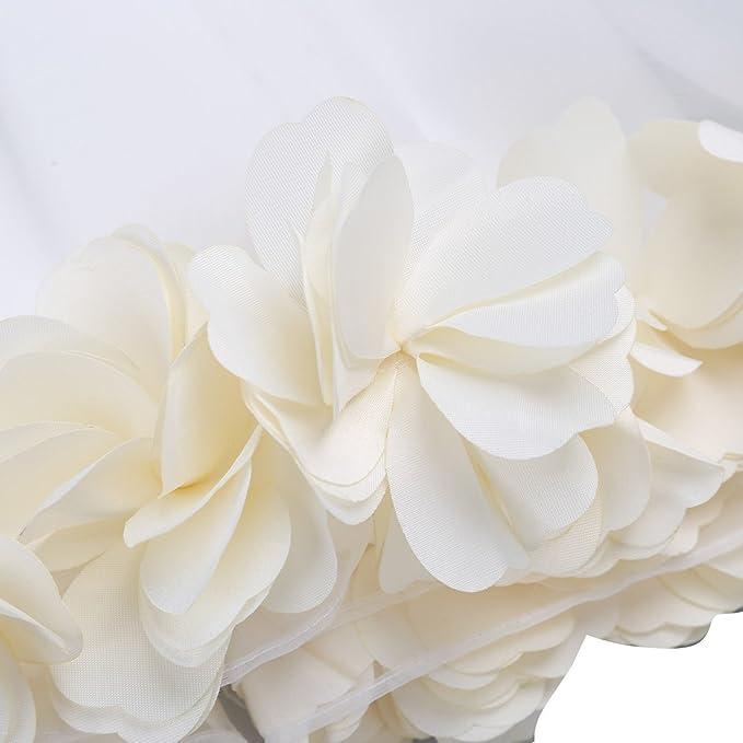 iEFiEL Vestido de Flores para Bebé Niña (3-24 Meses) Vestido Infantil de Princesa de Boda Bautizo Bebé Recién Nacido: Amazon.es: Ropa y accesorios