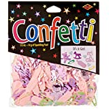 Beistle CN046 It's A Girl Confetti