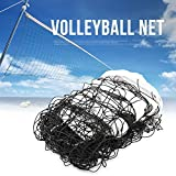 Volleyball Net 8.4M * 1M Foldable Standard Size Indoor Outdoor Volleyball Net with Storage Bag for Beach Game Indoor Match