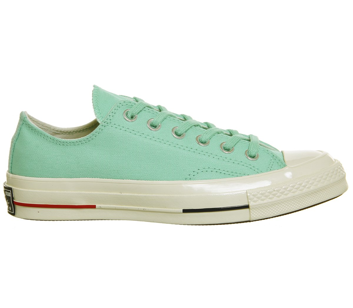 Converse AS Hi Can charcoal 1J793 Unisex-Erwachsene Sneaker  40 EU|Light Menta Navy Gym Red