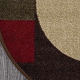 """Ottomanson Washtown Runner Rug, 20"""" x 59"""", Multicolor"""