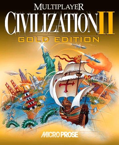 Civilization 2: Gold / Game B00002SVBV