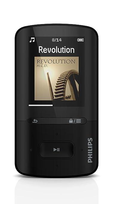 283 opinioni per Philips GoGear Baladeur MP4 SA4VBE04KN/12 Lettore MP3 e MP4, Digitale, Lettore