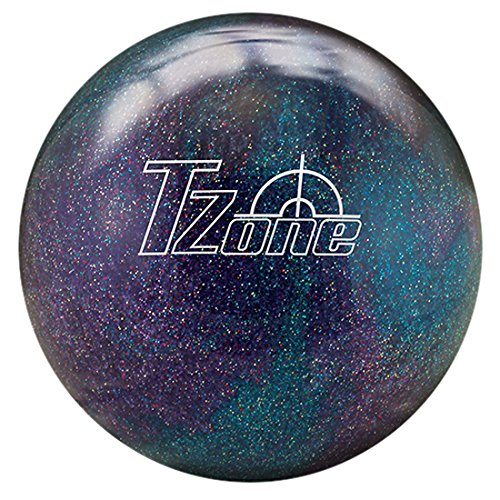 Brunswick Tzone Deep Space Bowling Ball, 10 lb