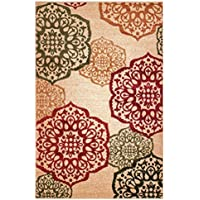 Summit S10 New Area Rug Modern Abstract Rug Many (2x7 actual is 22x7)