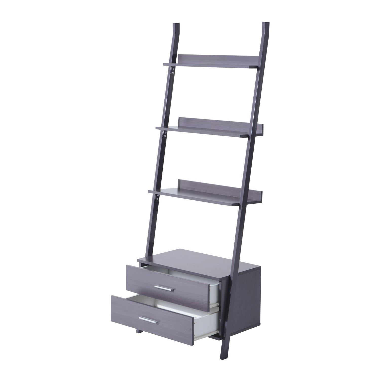 bookcase with drawers sumatrabcladdrw ladder sumatra