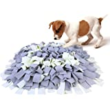 AK KYC Snuffle Mat Dogs Nosework Slow Feeding Training Play Puppy Cat Interactive Puzzle Toys Funny Foldable Blanket