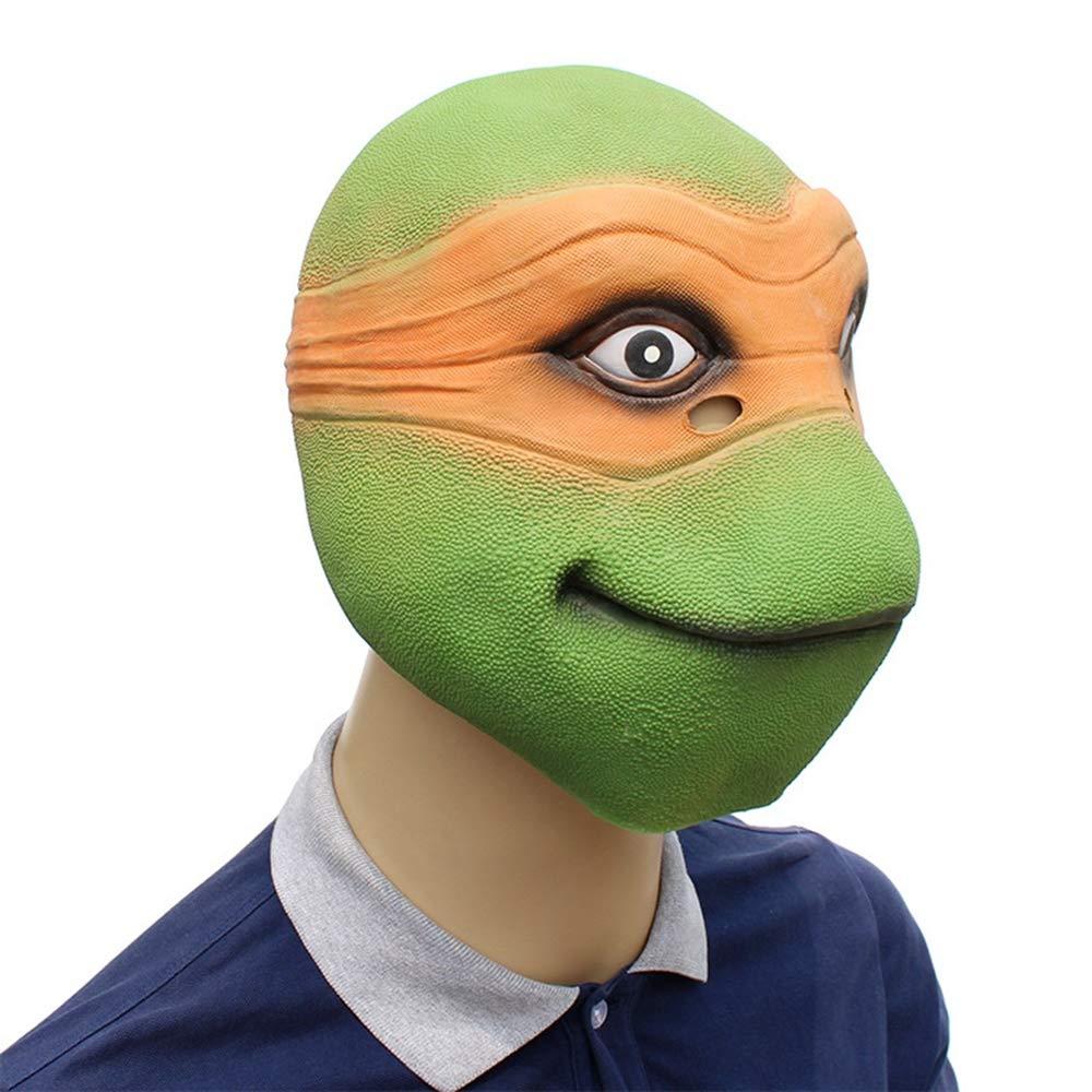 KTops Teenage Mutant Ninja Turtle Mask Novedad Halloween ...