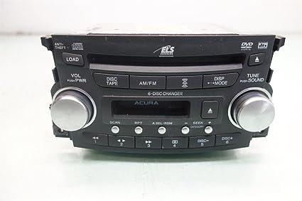 Amazoncom Acura TL Radio Setero AM FM CD Player NON - Acura tl radio
