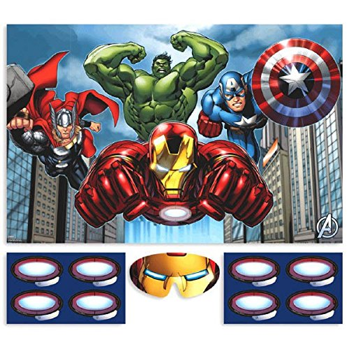 (Avengers Party Game, Party)