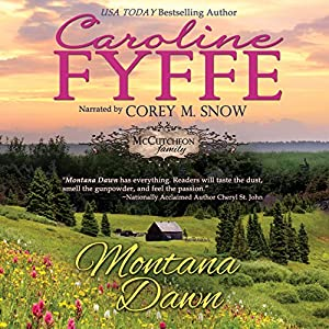 Montana Dawn: McCutcheon Family Series, Book 1 Hörbuch