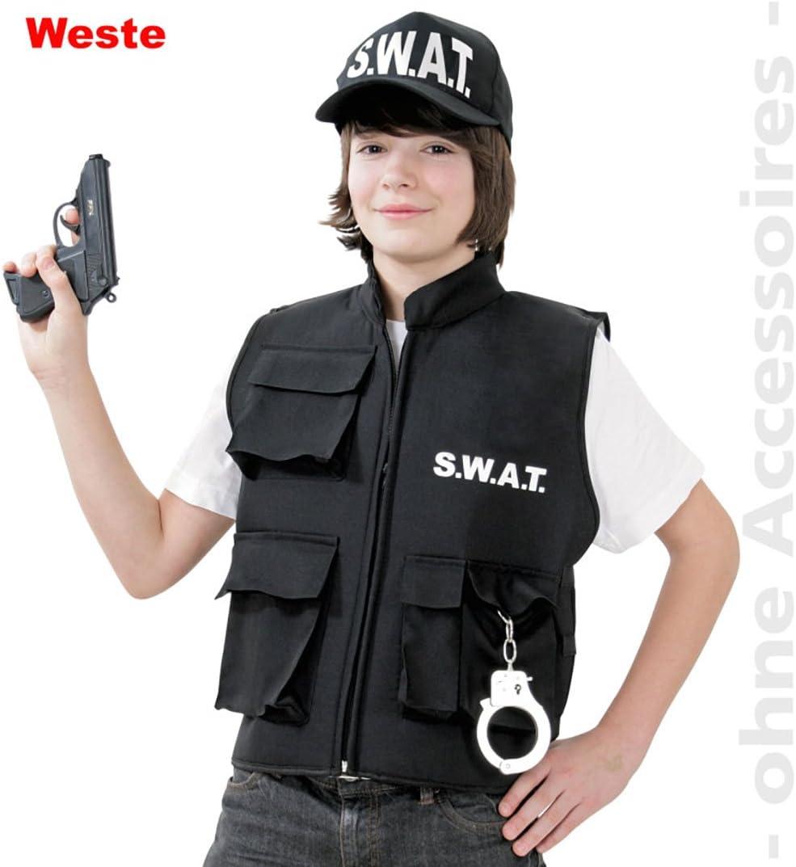 Chaleco policía – SWAT: Amazon.es: Juguetes y juegos