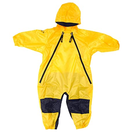 205622cdf23b90 Tuffo Muddy Buddy Overalls , Yellow, 12 months: Amazon.ca: Clothing &  Accessories