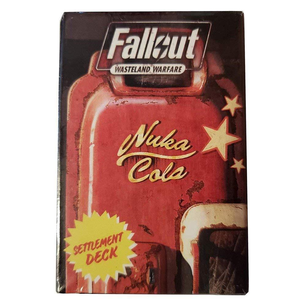 Modiphius Entertainment Fallout: Wasteland Warfare: Settlement Deck