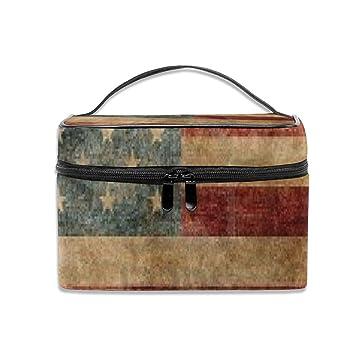 Amazon.com: Neceser multifunción para cosméticos, bolsa de ...