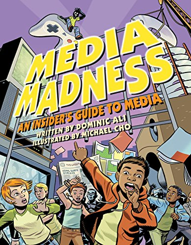 Download Media Madness: An Insider's Guide to Media PDF