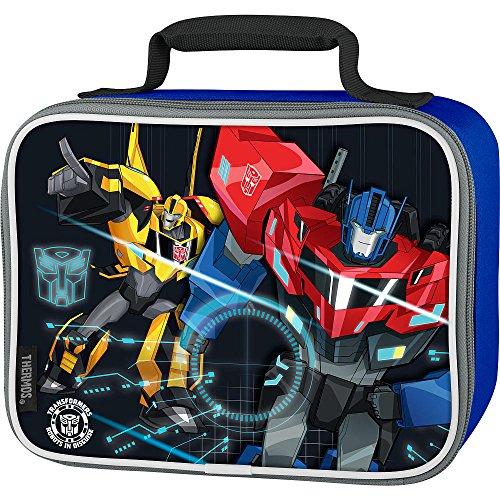 Thermos Transformers Standard Optimus Bumblebee