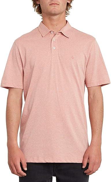 Volcom Wowzer Polo Camisetas de Punto S/s Hombre