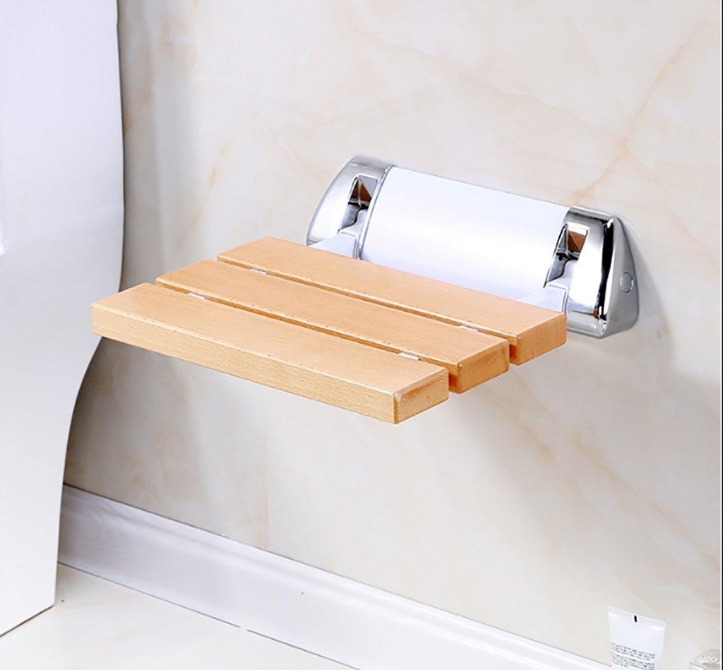 最も優遇 バスルームシャワー折りたたみチェアシートバスルームスリップバスウォールチェアウォールチェアウォールスツール B07GGPK3RW B07GGPK3RW, コンタクト通販 レンズフリー:25dc1d4d --- efichas.com.br