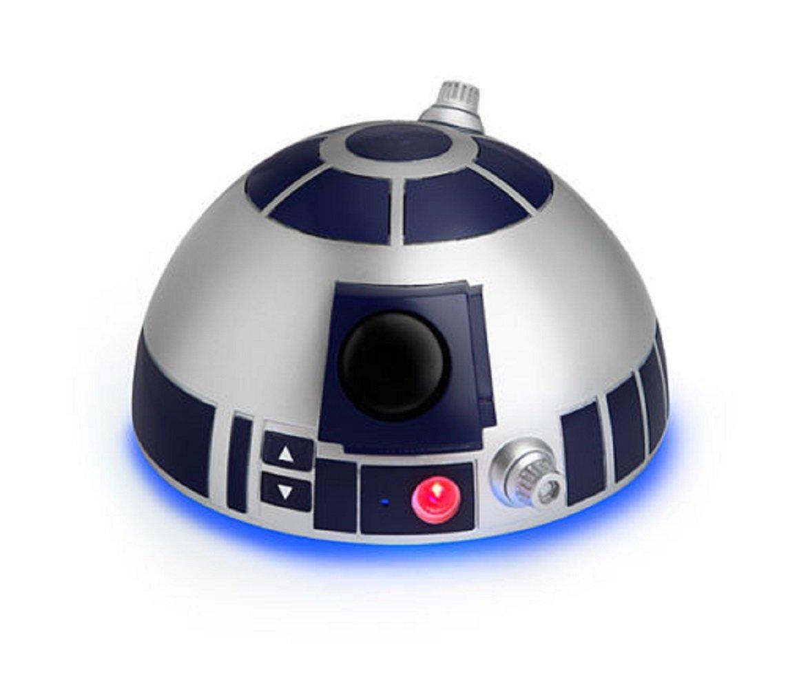 Star Wars R2-D2 Bluetooth Speakerphone スターウォーズR2-D2 ブルートゥーススピーカー 10cm [並行輸入品]