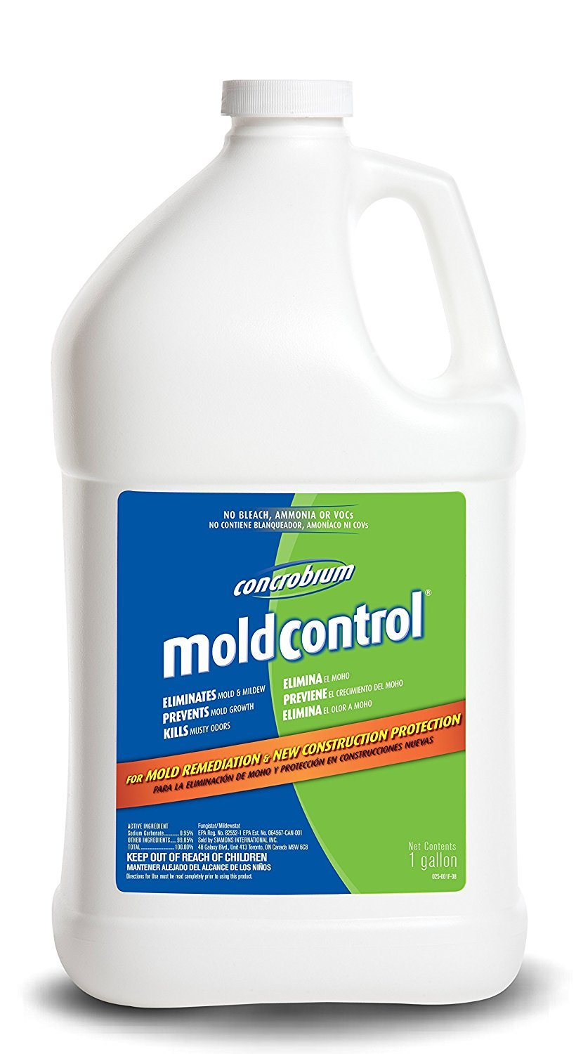 4-Pack Concrobium Mold Control Household Cleaner