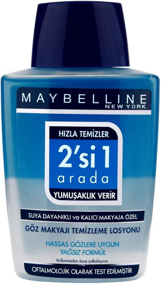 Maybelline New York 2en1 Eye Make Up Desmaquillante - 125 ml