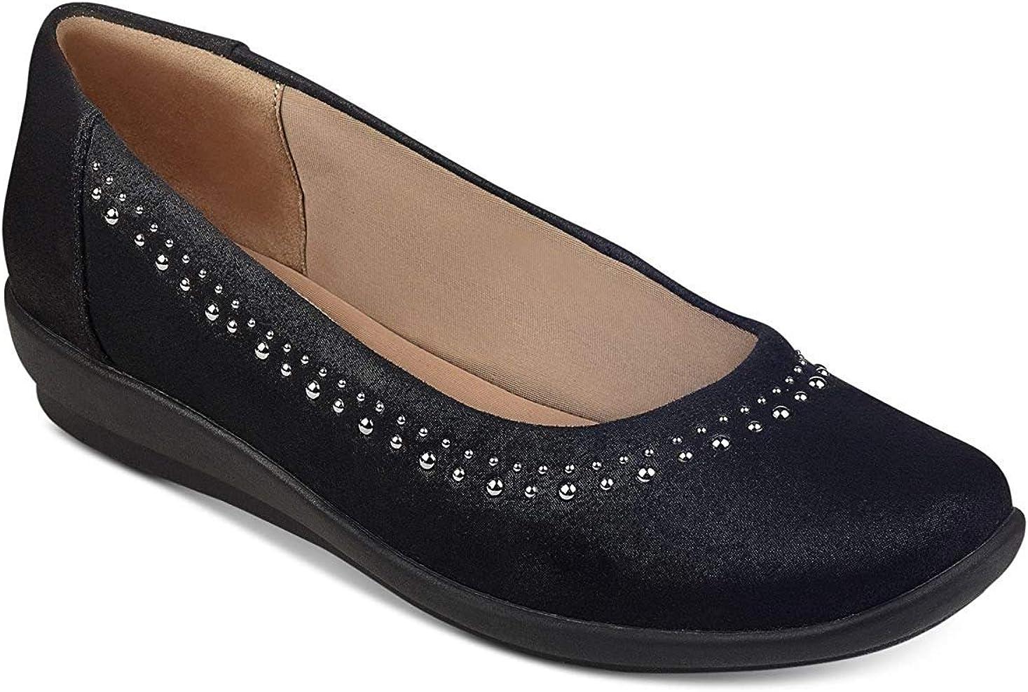 Easy Spirit Womens Alita Closed Toe Loafers