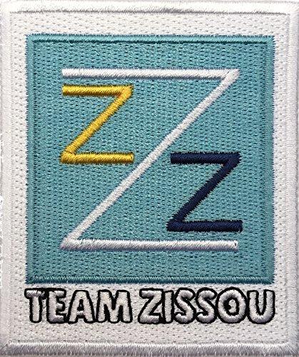 [The Life Aquatic Team Zissou Shirt Costume Embroidered Patch - By Patch Squad] (Life Aquatic Team Zissou Halloween Costume)
