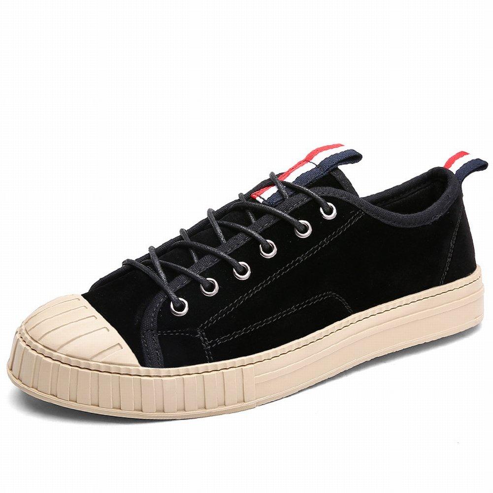 YTTY Mode-Trend Schuhe Komfort All-Match-Freizeitschuhe Rutschfeste Atmungsaktive Herrenschuhe