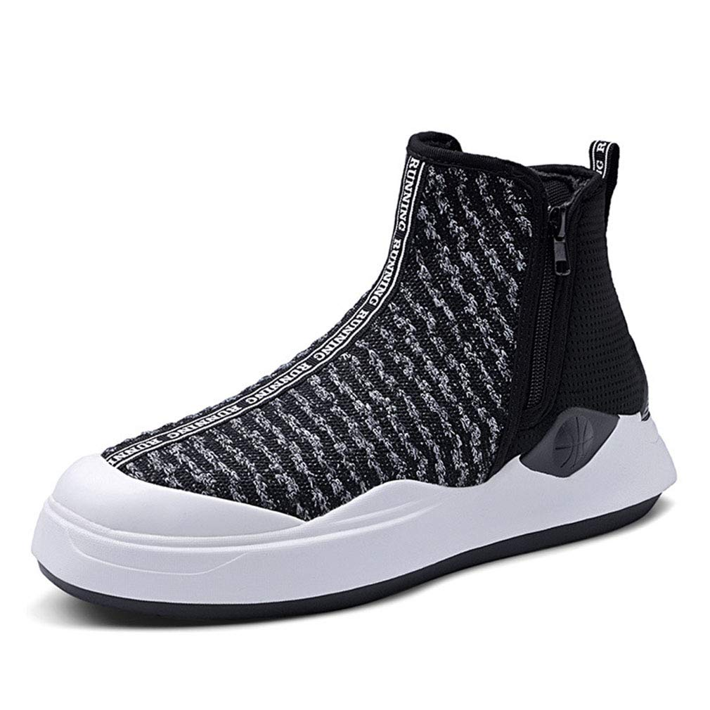 2463aff03e81 B 44 Men's Knit shoes Fall Winter top Athletic Casual Non Slip Wear ...