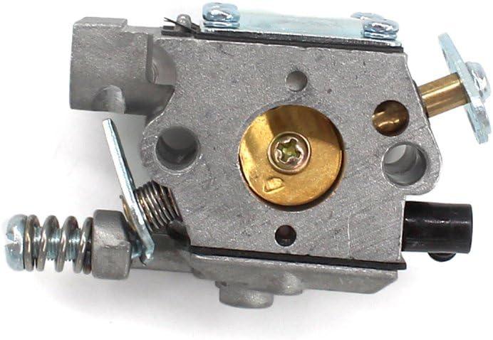 AISEN Vergaser passend f/ür Walbro WT-589 Echo CS300 CS301 CS305 CS306 CS340 A021000230 A021000231 A021000232 Kettens/äge