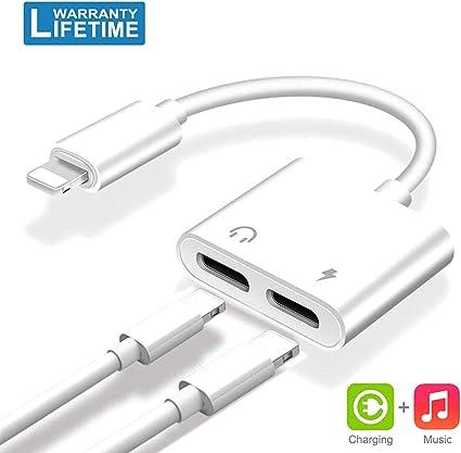 Adattatore jack per cuffie per iPhone 8 Adattatore 3,5 mm