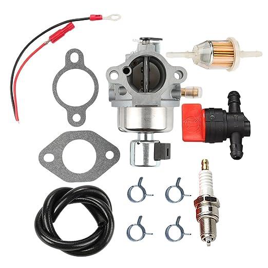 Panari 20 853 33-s carburador + filtro de combustible para Kohler ...