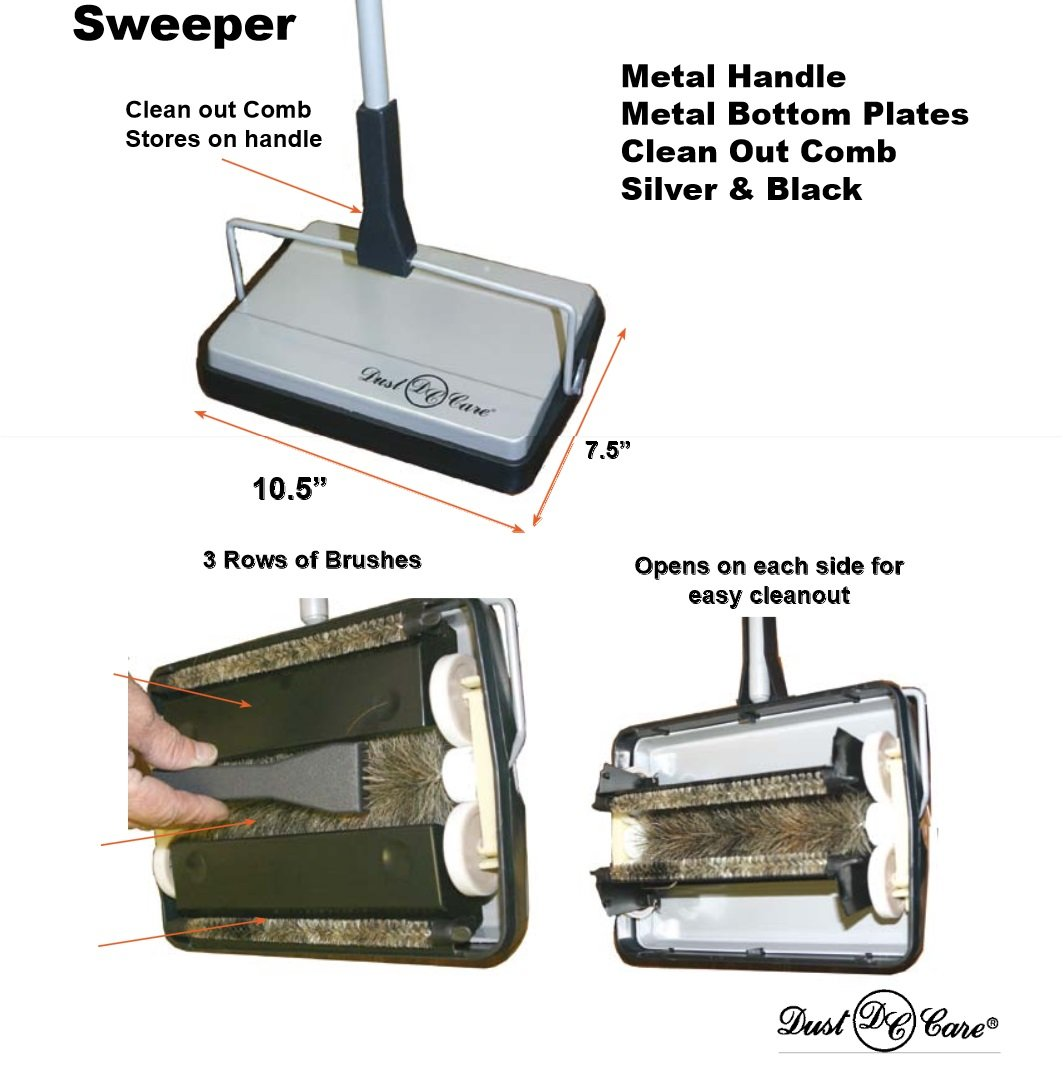 Best Non Electric Carpet Sweeper Carpet Vidalondon