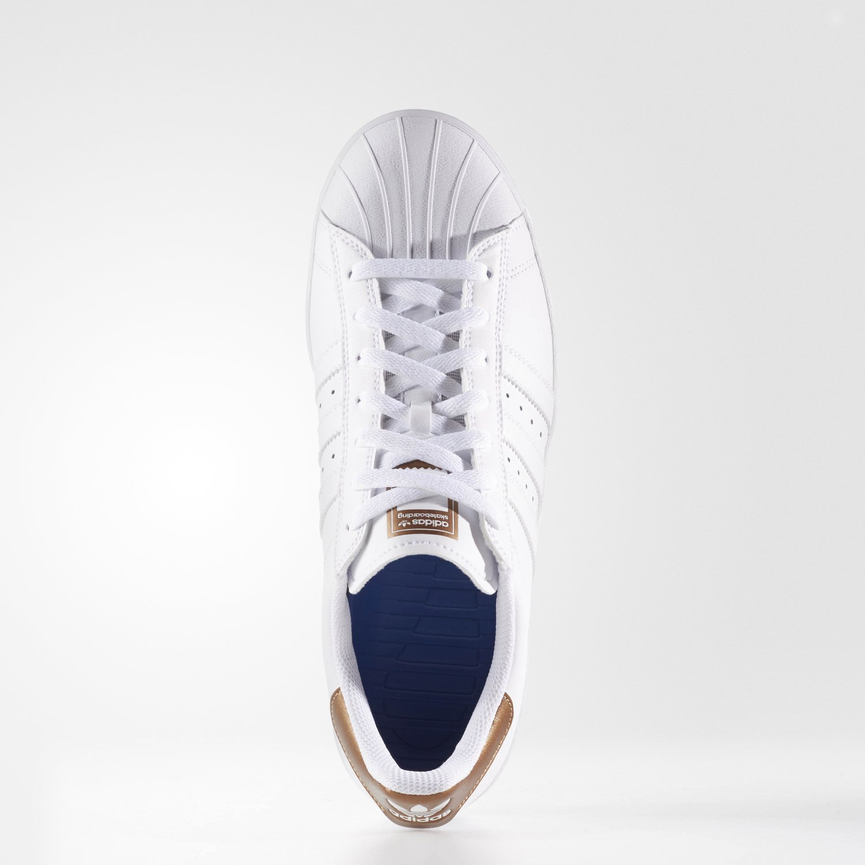 adidas スーパースター 種類 金 画像