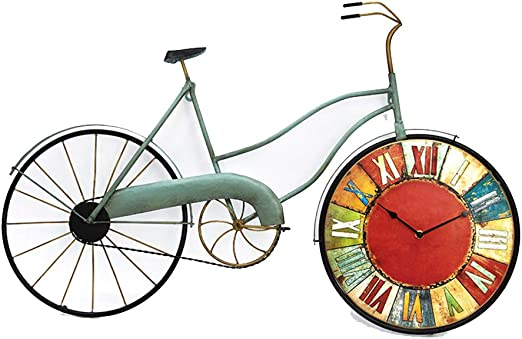 COCO Estilo Americano Retro Salón Dormitorio Creative Bicicleta ...